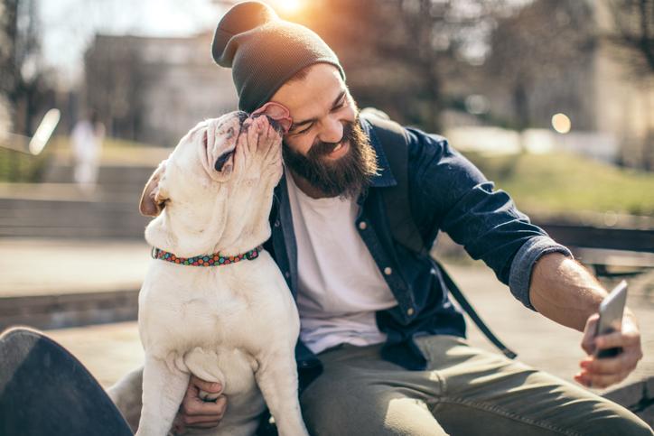 salute del cane rapporto con il padrone