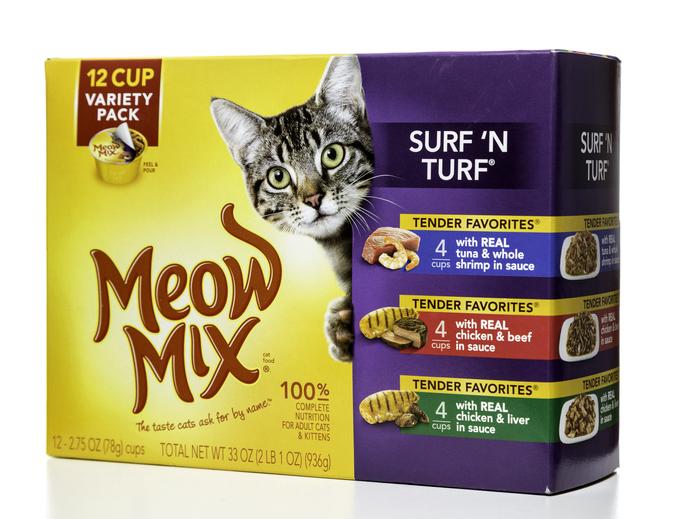 Alimenti per gatti perché leggere gli ingredienti sull'etichetta